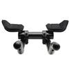 Profile Design V2+ Opzetstuur aluminium incl. extensions zwart